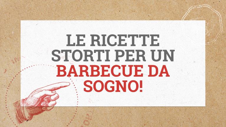 Le ricette Storti per un barbecue da sogno!